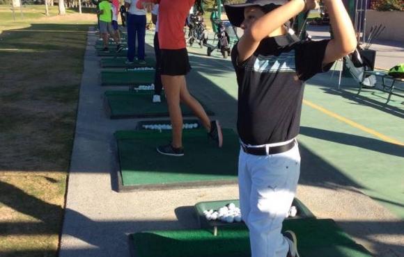 Tigers Golf