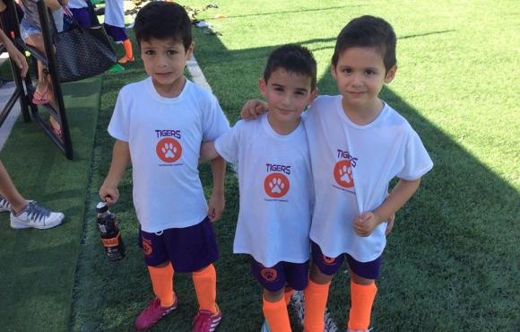 Futbol Tigers